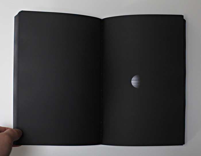 Astronomical (2011) by Mishka Henner (GSA Mackintosh Library, Artists' Books Collection)